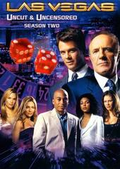 Las Vegas Season 2 - 6 Disc on DVD