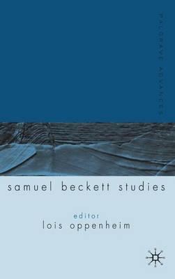 Palgrave Advances in Samuel Beckett Studies image