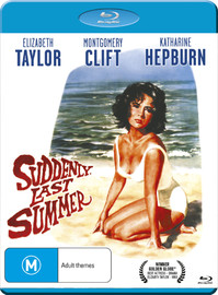 Suddenly, Last Summer on Blu-ray