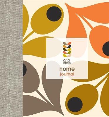Orla Kiely - Home Journal Organiser by Orla Kiely
