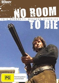 No Room To Die on DVD image