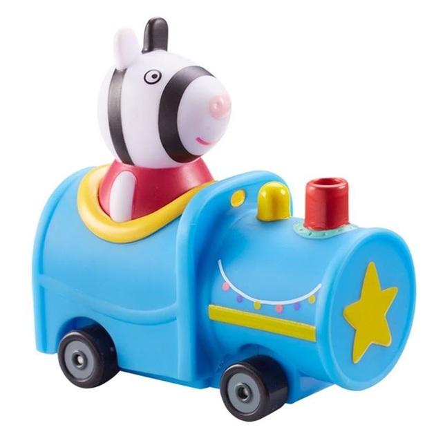 Peppa Pig: Mini Buggy - Zoe Zebra