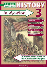History in Action: Bk. 3 by Karen Cooksey image