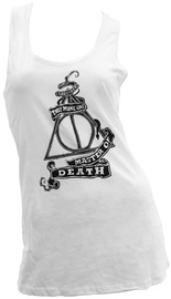 Harry Potter: Deathly Hallows - Tank Top (Small)