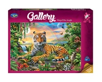 Holdson: 300pce Gallery Series 4 XL Puzzle (King Of The Jungle)