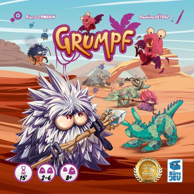 Grumpf - Board Game