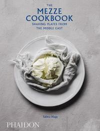 The Mezze Cookbook by Salma Hage image