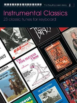 Easy Keyboard Library: Instrumental Classics image