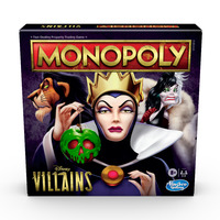 Monopoly: Disney Villains