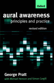 Aural Awareness by George Pratt image