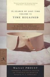 In Search of Lost Time: v. 6 by Marcel Proust