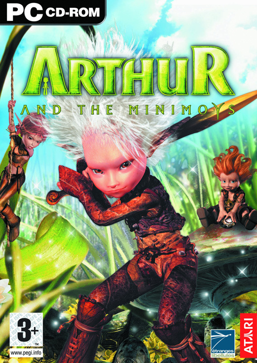 Arthur And The Invisibles for PC Games
