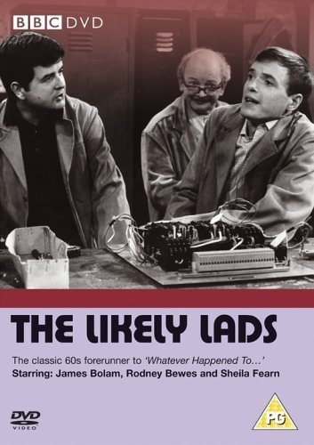 The Likely Lads on DVD