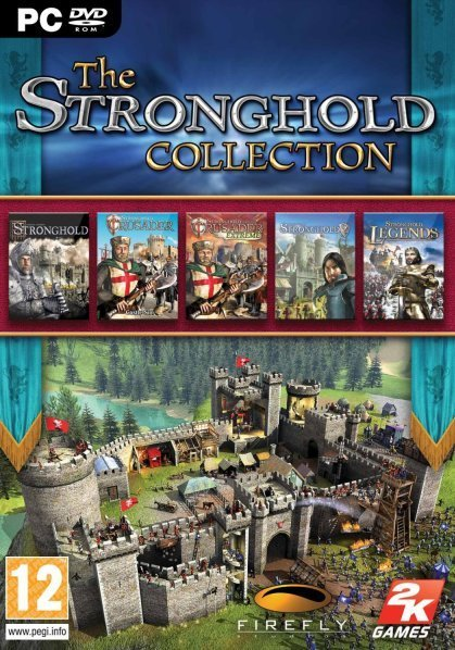 The Stronghold Collection for PC Games