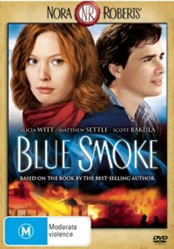 Blue Smoke on DVD image