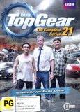 Top Gear - The Complete Series 21 DVD