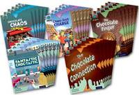 Project X Origins: Brown Book Band, Oxford Level 9: Chocolate: Class Pack of 30 by Karen Ball