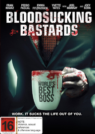 Bloodsucking Bastards on DVD