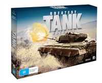 Greatest Tank Battles Collector's Set on DVD