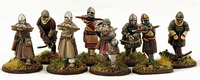 Saga - Norman Crossbowmen (Warriors)