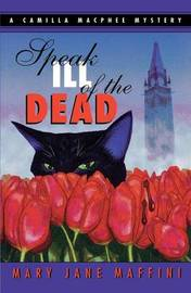 Speak Ill of the Dead by Mary Jane Maffini image