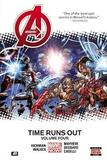 Avengers: Time Runs Out Volume 4 by Jonathan Hickman