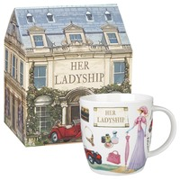 Queens At Your Leisure Her Ladyship Squash Mug In Box (400ml)