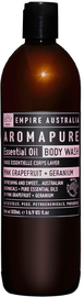 Empire Aromapure Body Wash - Pink Grapefruit & Geranium (500ml)