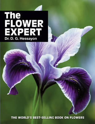 The Flower Expert by D.G. Hessayon image
