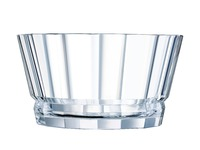 Cristal d'Arques: Macassar Salad Bowl (22cm)