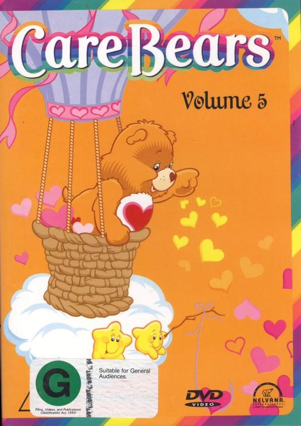 Care Bears - Vol. 05 on DVD image