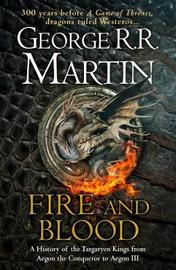 Fire and Blood by George R.R. Martin image