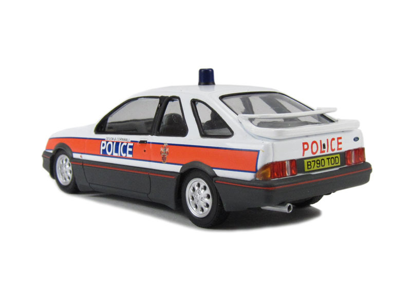 Corgi: 1/43 Ford Sierra XR4i – Devon & Cornwall Police image