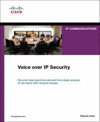 Voice Over IP Security by Patrick Park image
