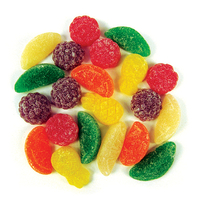 Fruit Jellies 1kg - Rainbow Confectionery