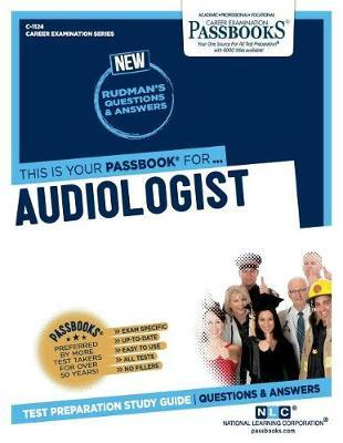 Audiologist by National Learning Corporation