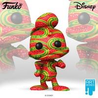 Disney: Donald Cinco DTV (Artist Series) - Pop! Vinyl Figure + Protector