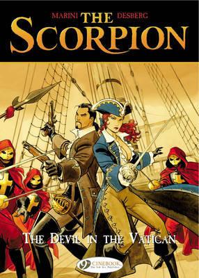The Scorpion: v. 2 by Stephen Desberg image