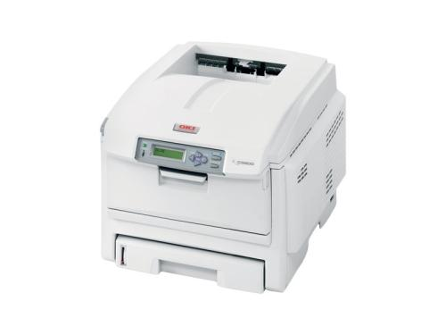 Oki C5800n Colour LED 32ppm 64Mb 1200x600 Dpi Colour Laser Printer USB 2.0 + Network image