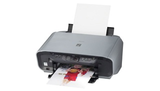 Canon MP160 All-in-One Print Scan & Copy With ChromaLife 100 Ink image