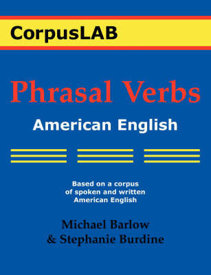 Phrasal Verbs by Michael Barlow