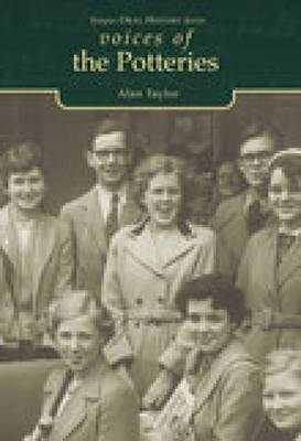 Voices of The Potteries by David Taylor image