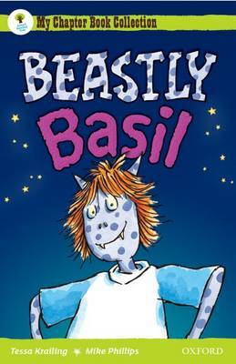 Oxford Reading Tree: All Stars: Pack 2A: Beastly Basil by Tessa Krailing image