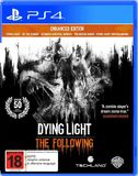 Dying Light: The Following – Enhanced Edition for PS4