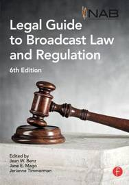 NAB Legal Guide to Broadcast Law and Regulation image