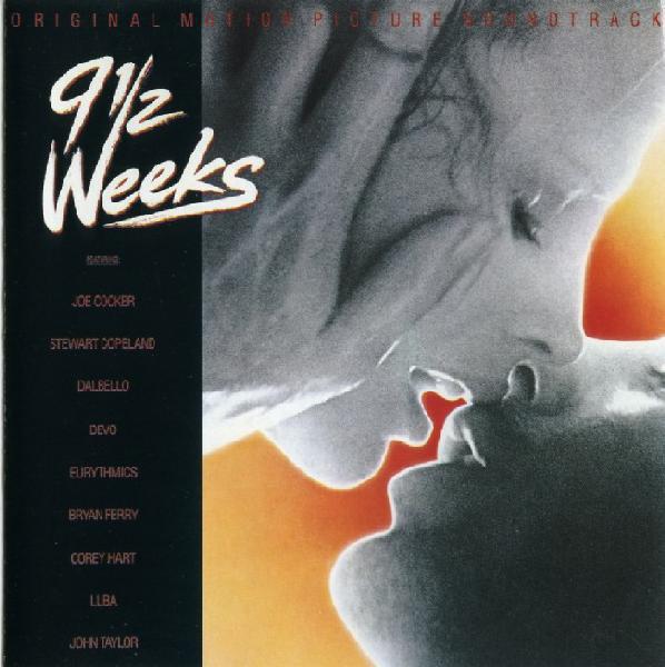 9 1/2 Weeks - Original Movie Soundtrack (LP) by Soundtrack