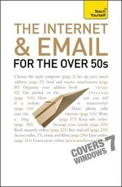The Internet and Email For The Over 50s: Teach Yourself by Bob Reeves image