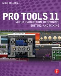 Pro Tools 11 by Mike Collins image