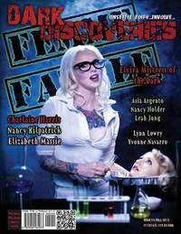 Dark Discoveries - Issue #25 by Jonathan Maberry