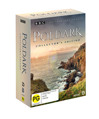 Poldark: The Original Series Collector's Edition on DVD